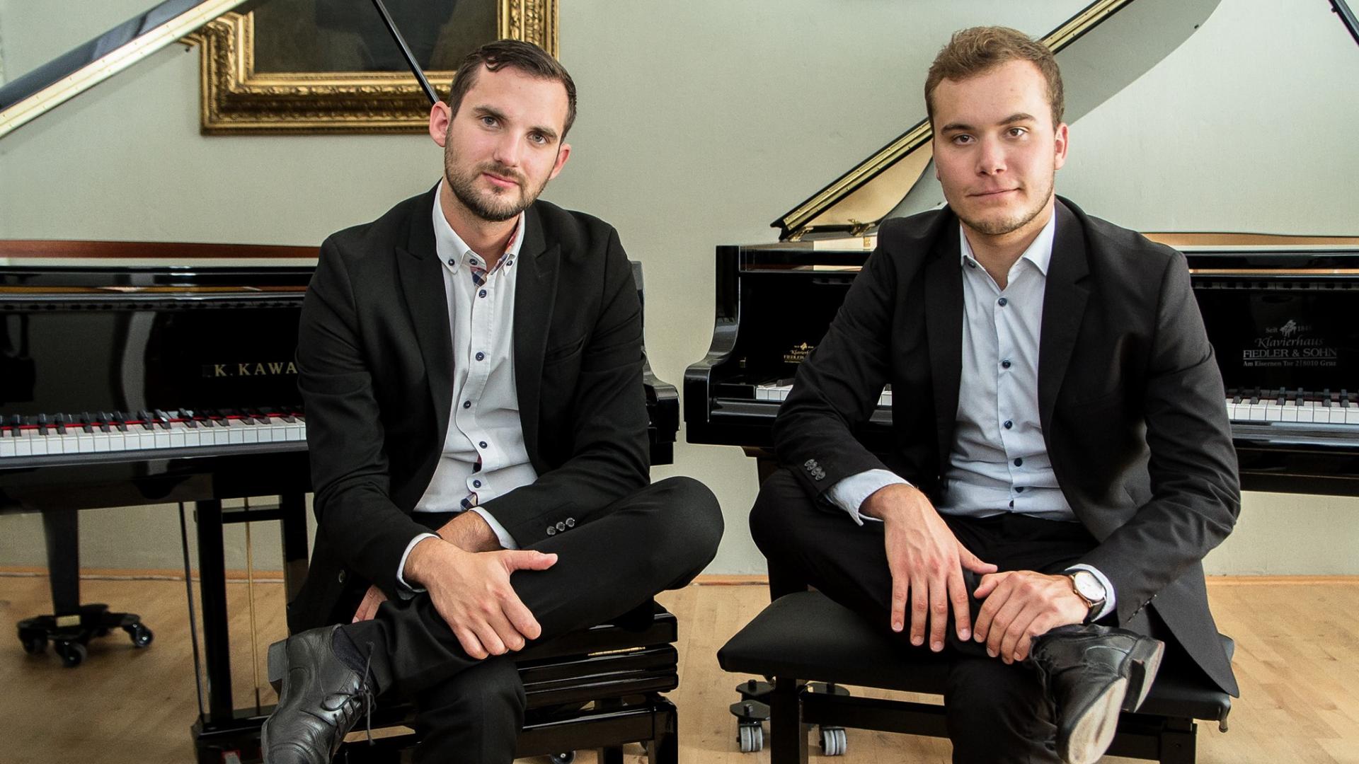 Bartha Mátyás - Gayer Mátyás zongora duó koncert